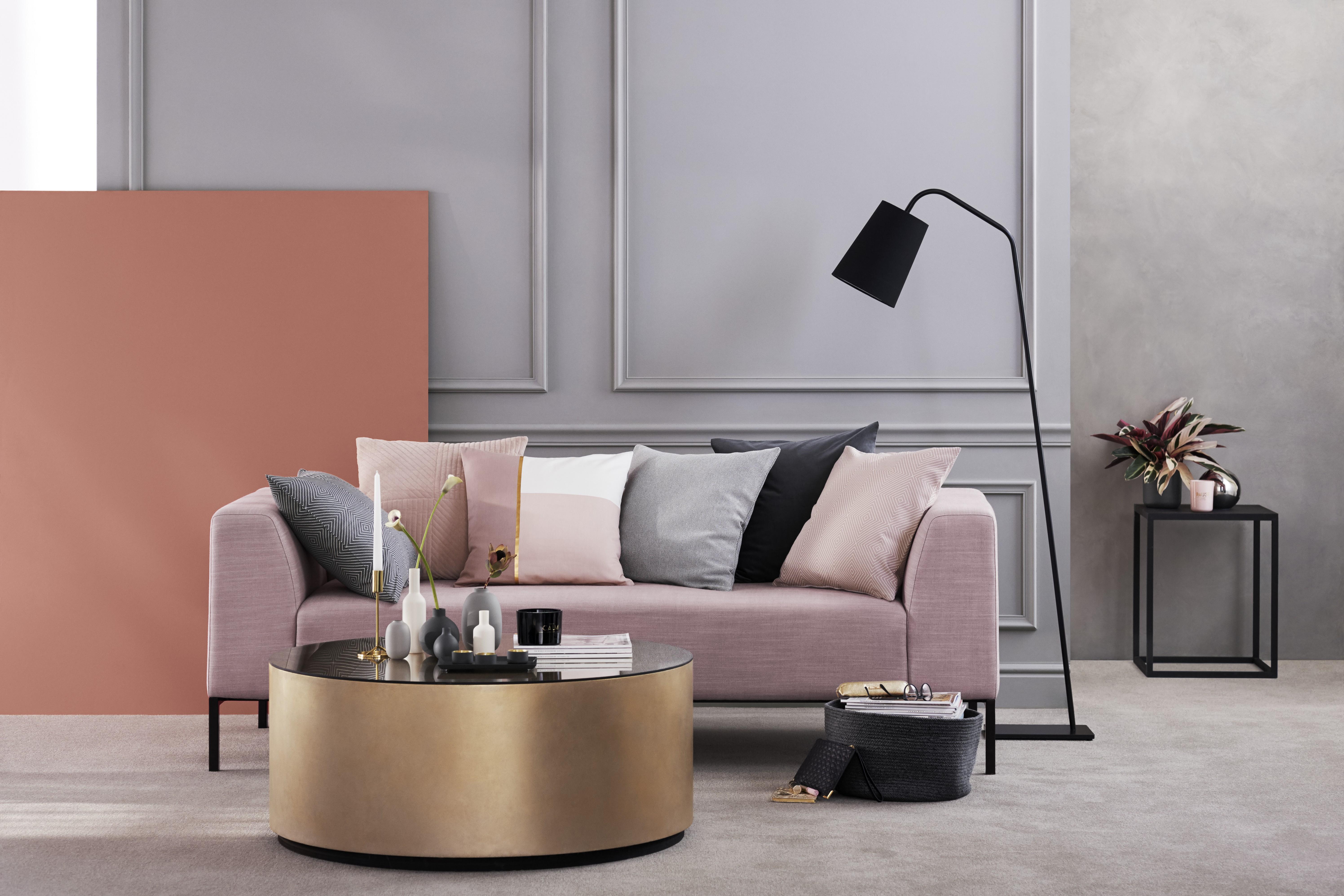 Sofa En Face