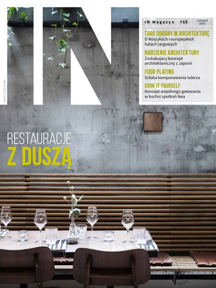 Cover: IN Magazyn No. 15