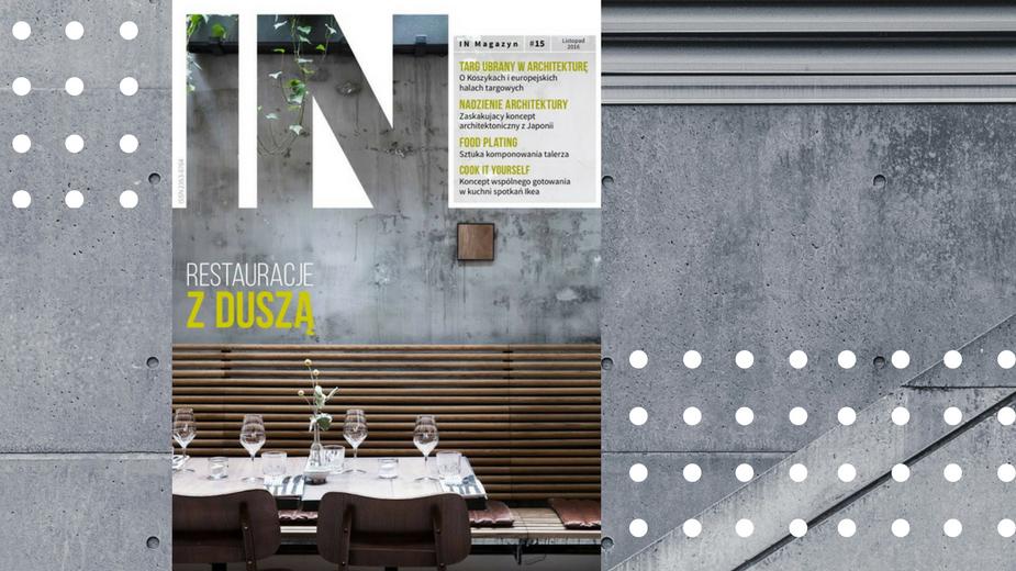 Publikacja: kuchenne spotkania | Publication: kitchen meetings